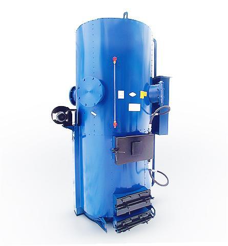 Твердотопливный парогенератор Топтермо 120 кВт/200 кг пара