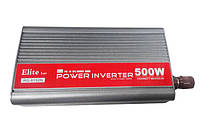 Преобразователь напряжения 12V в 220V 500W Пиковая 1000W Elite Lux 8150N NZ-NN