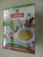 Чай зеленый саусеп и роза