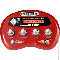 Гитарный Процессор Эффектов Line6 POCKET POD