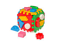 Развивающая игрушка куб Умный малыш ТехноК 0458 IU