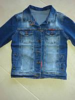 Джинсовая курточка женская Cracpot 6182, фото 1