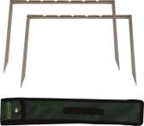 Мангал походный - рамка TIRO 6 IBS
