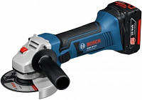 Углошлифмашина Bosch GWS 18-125 V-LI (060193A30B) L-boxx