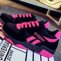Стильные женские кроссовки. 3 цвета