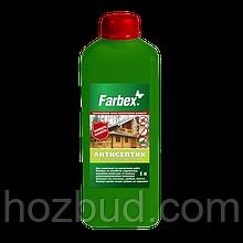 Антисептик для дерев'яних поверхонь Farbex, 1 л