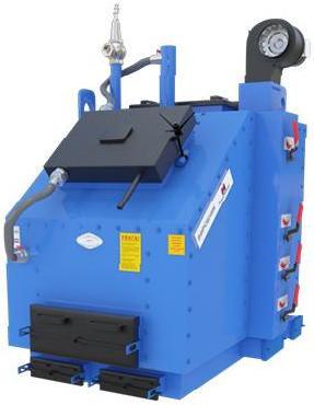 Котел твердотопливный промышленный Топтермо КВ-ЖСН 150 кВт