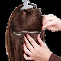 Трессовое наращивание волос, фото 1