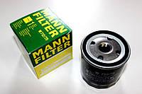 Масляный фильтр на Opel Vectra A (пр-во MANN)