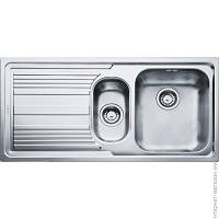 Кухонная Мойка Franke LLL 651 нержавеющая сталь (101.0073.537/101.0381.836)