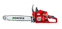 Бензопила Foresta FA-58S, 50 см, 2,5 кВт (66058000)