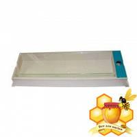 Кормушка для пчел 1,6 л (потолочная)