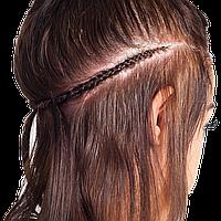 Коррекция трессового наращивания волос, фото 1