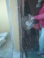 Алмазная резка стен, фото 1