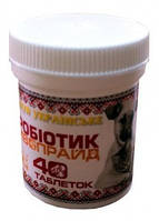 Пробиотик Дивопрайд для котов и собак 40 таблеток
