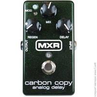 Педаль Гитарных Эффектов Dunlop M169 Carbon Copy Analog Delay