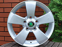 Литые диски R15 6j 5x112 et38 SKODA Octavia II III VW Passat