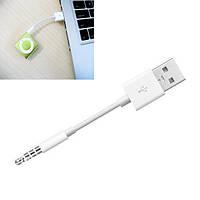 USB дата-кабель для Apple iPod shuffle, Original, Белый /юсб провод /айпод