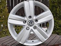 Литые диски R15 6j 5x112 et38 VW PASSAT GOLF 5 6 7 TOURAN T4