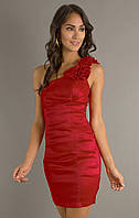 Вечернее мини  платье Miss