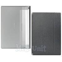 Чехол-обложка Folio Cover для Lenovo B8000 Yoga Tablet 10 Серый