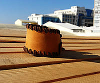 Оригинальный кожаный аксессуар браслет от BRUTAL (Hand Made)