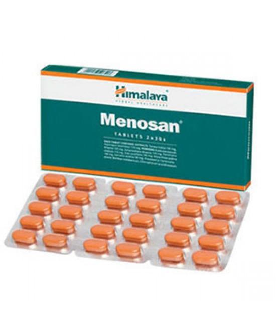 Меносан, Menosan (60tab) для облегчения симптомов менопаузы
