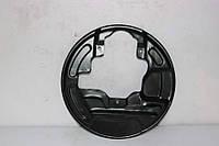 Кожух грязезащитный переднего тормоза Заз 1102 АвтоЗАЗ