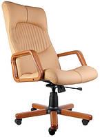 Кресло руководителя GERMES EX (для офиса, дома, компьютерное) ТМ Новый Стиль