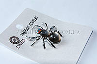 Брошь паук,1 штука