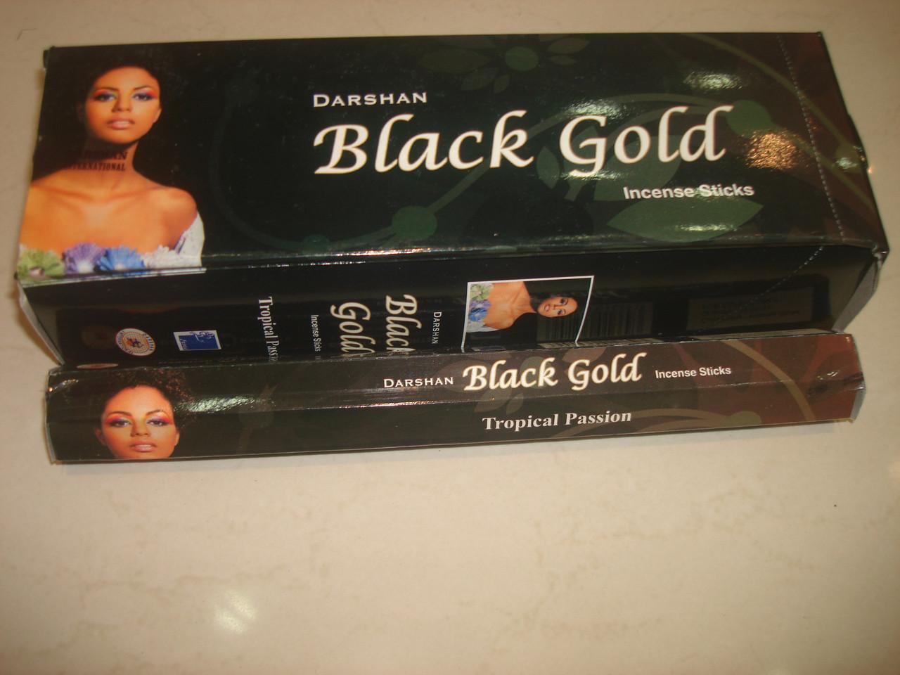 Black Gold Darshan