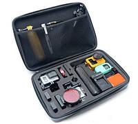 Кейс сумка для GoPro, SJCAM, Xiaomi (large case)