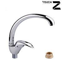 Смеситель кухонный Touch-Z Gromix-008f 35мм
