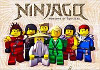 "Магнит сувенирный ""Ninjago"" 07"