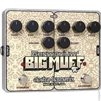 Педаль Гитарных Эффектов Electro-Harmonix Germanium 4 Big Muff Pi