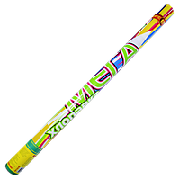 Пневмохлопушка MEGA 80 см (разноцветное конфетти)