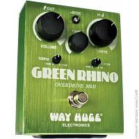 Педаль Гитарных Эффектов Dunlop WHE202 Green Rhino Overdrive