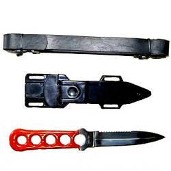 Нож подводный SS06 (цельнометаллический)