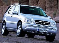 Mercedes ML 163 1997-2005