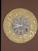 Часы ручной работы настенные