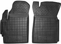 Полиуретановые передние коврики в салон Daewoo Matiz I (M100) 1998-2000 (AVTO-GUMM)