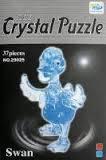 Пазлы 3D кристалл  Лебедь