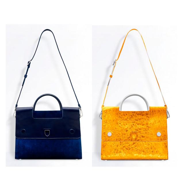 Diorever весенняя коллекция женских сумочек от Dior.