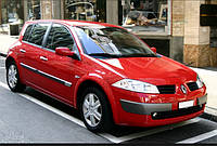 Renault Megane 2 2002-2008