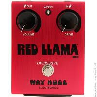Педаль Гитарных Эффектов Dunlop WHE203 Red Llama Overdrive
