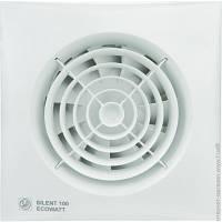 Вентилятор Вытяжной Soler & Palau SILENT-100 CDZ ECOWATT
