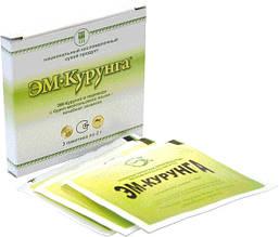 ЭМ-Курунга, порошок - для приготовления кисломолочного напитка