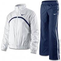 Спортивный Костюм Nike Boarder woven warm up girls, S (449182-100)