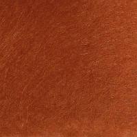 Фетр 1мм в рулоне 35м темно-оранжевый