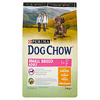 PURINA Dog Chow Adult small breed Курица 7.5Kg